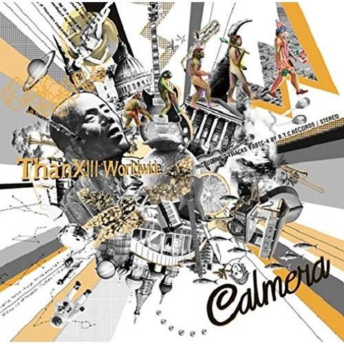 ご注文で当日配送 CD ThanX 最新号掲載アイテム Worldwide. FABTC-4 Calmera