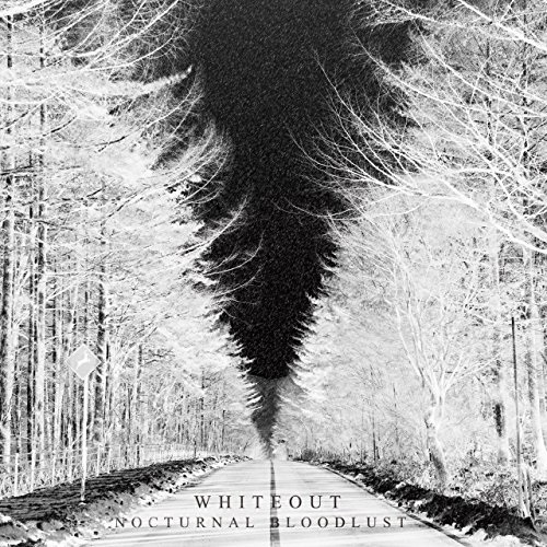 CD WHITEOUT CD+DVD 誕生日プレゼント 初回限定盤 NOCTURNAL BLOODLUST NCBL-22 特売