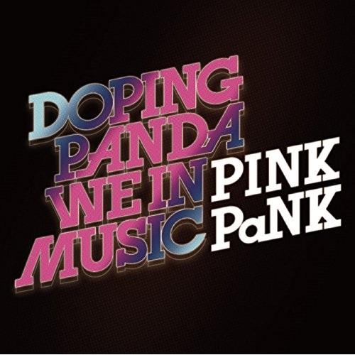 CD WE IN MUSIC PINK 日本製 PaNK 特別価格盤 PANDA メーカー直売 DOPING NIW-138