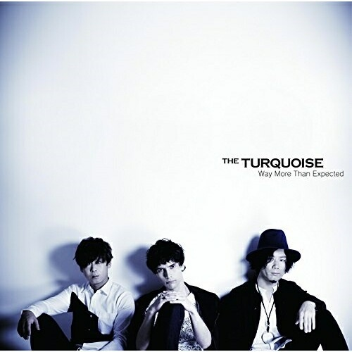 CD Way More Than AFD-57 ハイクオリティ THE Expected TURQUOISE 最新アイテム