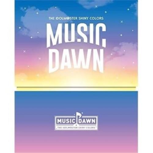 【取寄商品】 BD/THE IDOLM@STER SHINY COLORS MUSIC DAWN(Blu-ray) (5Blu-ray+CD) (初回生産限定版)/シャイニーカラーズ/LABX-38463