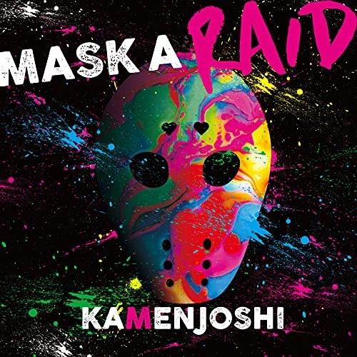 CD まとめ買い特価 MASK A 入荷予定 RAID NJKM-1 仮面女子