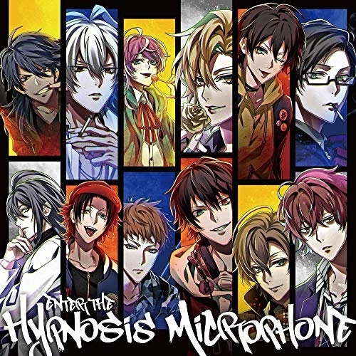 CD 現品 Enter the Hypnosis 35%OFF オムニバス Microphone KICA-3278 通常盤