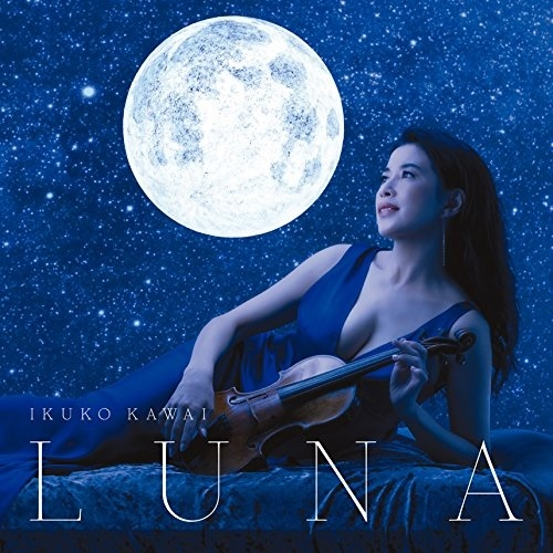 CD LUNA Blu-specCD2 SICL-30039 川井郁子 超激安特価 豊富な品
