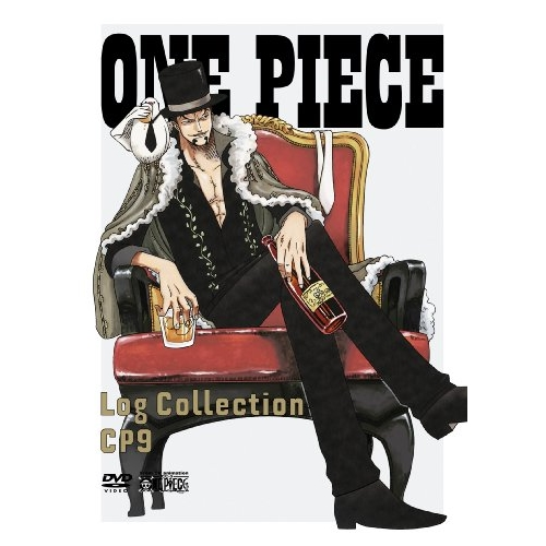 DVD/ONE PIECE Log Collection CP9/キッズ/AVBA-49516