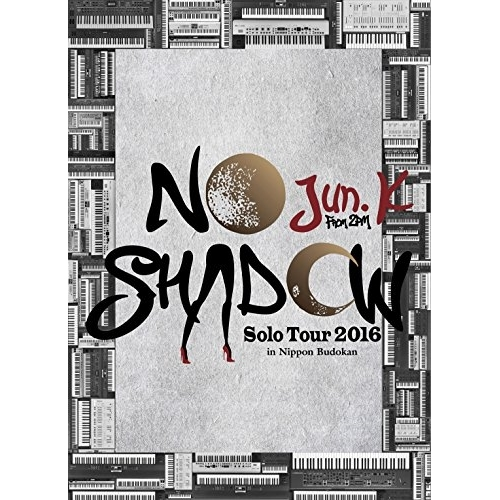 DVD/Jun. K(From 2PM) Solo Tour 2016