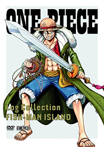 DVD/ONE PIECE Log Collection FISH-MAN ISLAND/キッズ/EYBA-10478