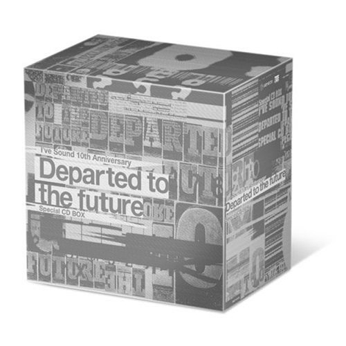 ★CD/I've Sound 10th Anniversary Departed to the future Special CD BOX (5CD+6DVD) (初回限定生産盤)/I've/GNCV-100