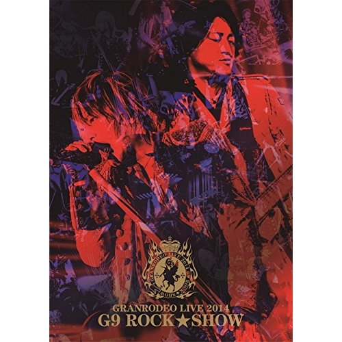 ☆ DVD/GRANRODEO LIVE 2014 G9 ROCK☆SHOW/GRANRODEO/LABM-7156