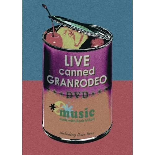 DVD/LIVE canned GRANRODEO/GRANRODEO/LASD-7008