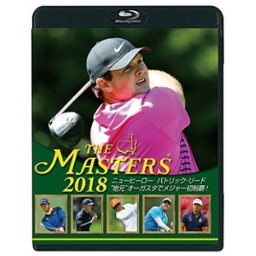 BD/THE MASTERS 2018(Blu-ray)/スポーツ/PCXE-50846