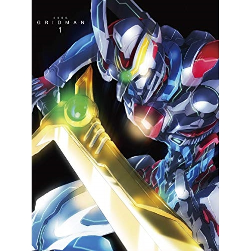 BD/SSSS.GRIDMAN 1(Blu-ray) (Blu-ray+CD)/TVアニメ/PCXP-50621