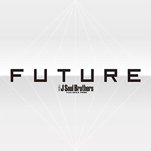 CD 当店一番人気 FUTURE 3CD 売店 スマプラ対応 三代目 J Soul EXILE Brothers RZCD-86601 TRIBE from