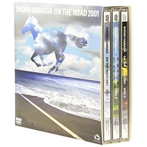 DVD/ON THE ROAD 2001~THE MONOCHROME RAINBOW/LET SUMMER/浜田省吾/SRBL-2002