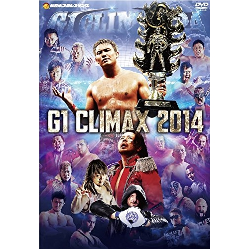 ★DVD/スポーツ/G1 CLIMAX 2014/TCED-2403