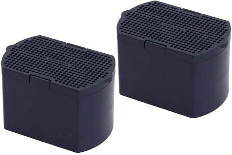 島産業 生ごみ減量乾燥機パリパリキューブライトアルファ交換用脱臭フィルター 交換用脱臭フィルター2個入り メーカー取寄 NEW ARRIVAL オンラインショップ