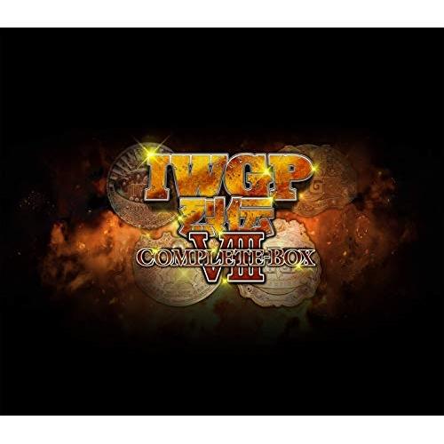 ▼BD/IWGP烈伝COMPLETE-BOX 8 Blu-ray-BOX(Blu-ray)/スポーツ/TCBD-889 [10/25発売]