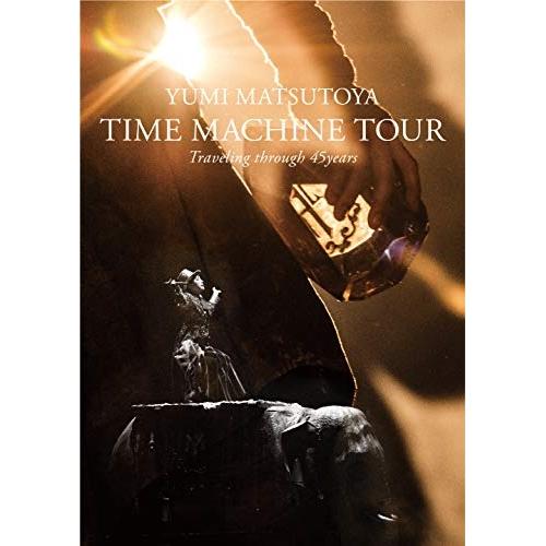 BD/TIME MACHINE TOUR Traveling through 45years(Blu-ray) (本編ディスク+特典ディスク)/松任谷由実/UPXH-20082