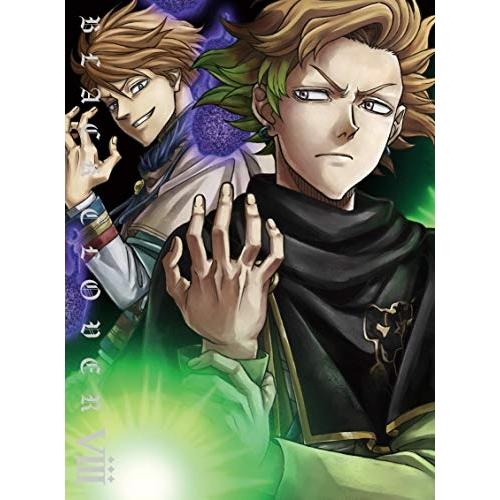 ★BD/ブラッククローバー Chapter VIII(Blu-ray) (初回版)/TVアニメ/EYXA-12488