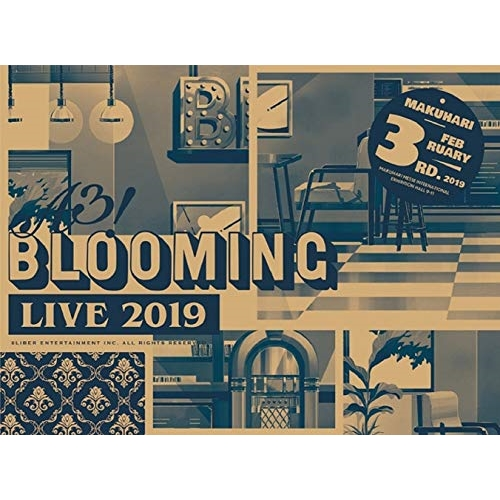 BD/A3! BLOOMING LIVE 2019 IN MAKUHARI(Blu-ray)/オムニバス/PCXP-50655