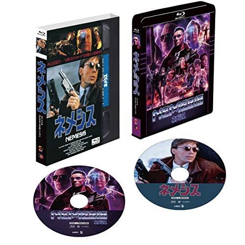 【取寄商品】 BD/ネメシス スペシャル・コレクターズエディション(Blu-ray) (本編ディスク+特典ディスク)/洋画/TCBD-888