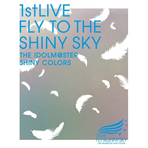 【取寄商品】 BD/THE IDOLM@STER SHINY COLORS 1stLIVE FLY TO THE SHINY SKY(Blu-ray)/シャイニーカラーズ/LABX-8376