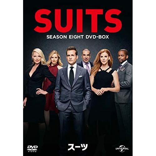 DVD/SUITS/スーツ シーズン8 DVD-BOX/海外TVドラマ/GNBF-5349 [1/8発売]