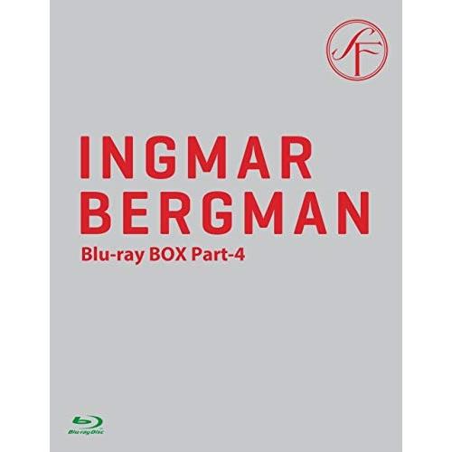 【取寄商品】 BD/イングマール・ベルイマン 黄金期 Blu-ray BOX Part-4(Blu-ray)/洋画/KIXF-648