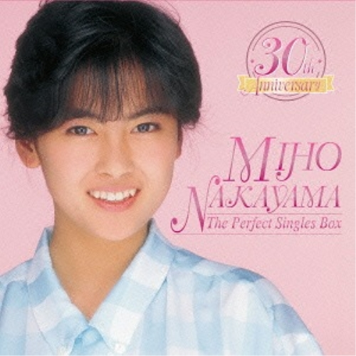 CD/30th Anniversary パーフェクト・シングルズ・ボックス (40CD+DVD) (完全限定盤)/中山美穂/KIZC-90280