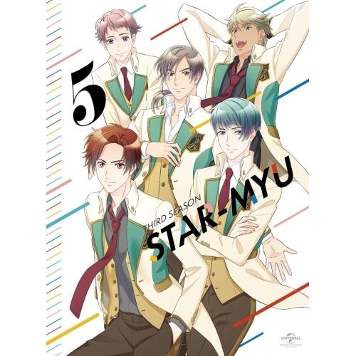 【取寄商品】 DVD/『スタミュ(第3期)』 第5巻 (DVD+CD) (初回限定版)/TVアニメ/GNBA-2775