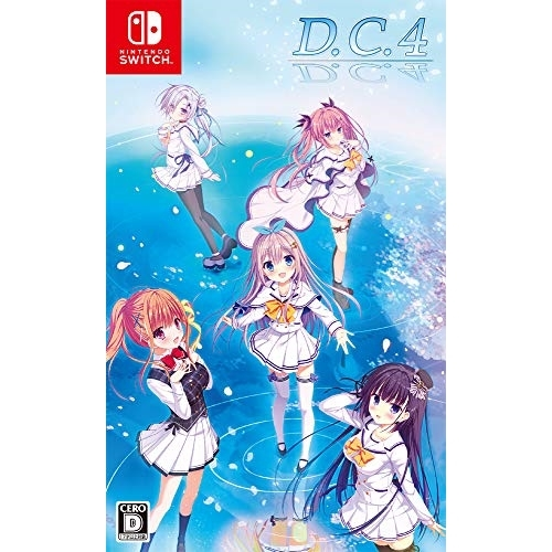 【お取り寄せ】 ニンテンドー/D.C.4~ダ・カーポ4~ 通常版/NintendoSwitchソフト