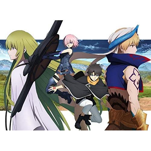 DVD/Fate/Grand Order -絶対魔獣戦線バビロニア- 1 (2DVD+CD) (完全生産限定版)/TVアニメ/ANZB-15501