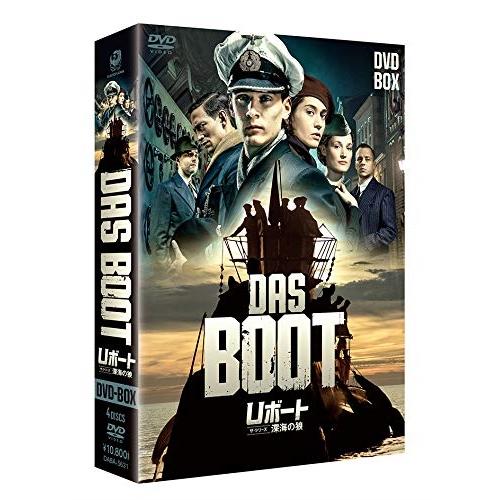 【取寄商品】 DVD/Uボート ザ・シリーズ 深海の狼 DVD-BOX/海外TVドラマ/DABA-5631