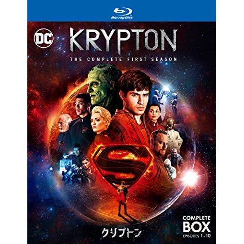 ★BD/クリプトン(シーズン1) コンプリート・ボックス(Blu-ray)/海外TVドラマ/1000742833