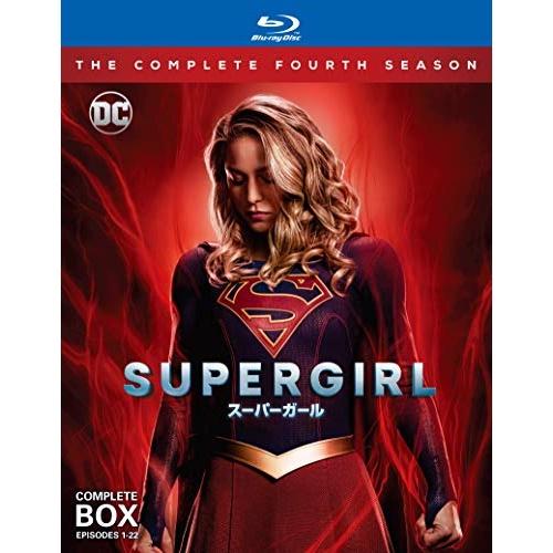 ★BD/SUPERGIRL/スーパーガール(フォース・シーズン) コンプリート・ボックス(Blu-ray)/海外TVドラマ/1000747286