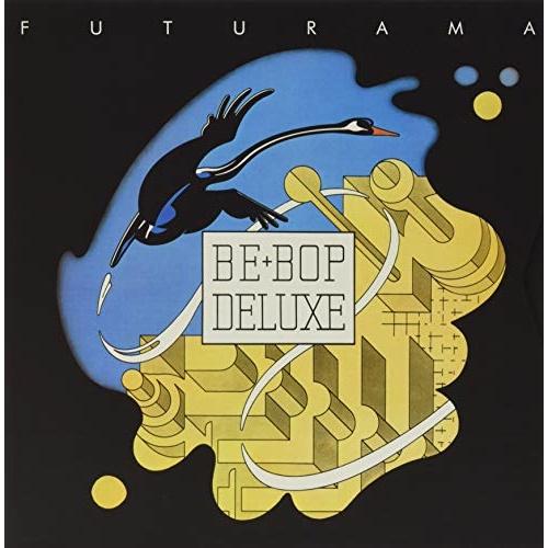 ★CD/フュチュラマ:DVDエディション (3CD+DVD)/ビー・バップ・デラックス/CDSOL-70565