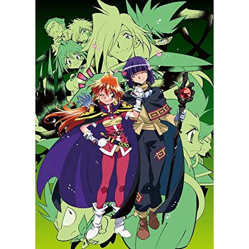 【取寄商品】 BD/スレイヤーズ REVOLUTION/EVOLUTION-R Blu-ray BOX(Blu-ray) (完全生産限定版)/TVアニメ/KIXA-90855