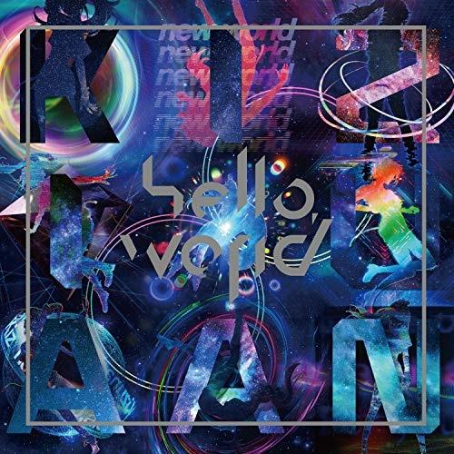 CD/hello, world (CD+DVD)/Kizuna AI/XNAC-2