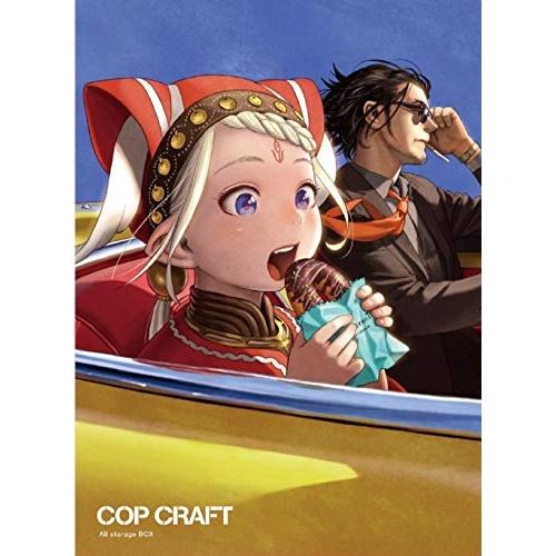 【取寄商品】 BD/コップクラフト3(Blu-ray)/TVアニメ/PCXG-50703