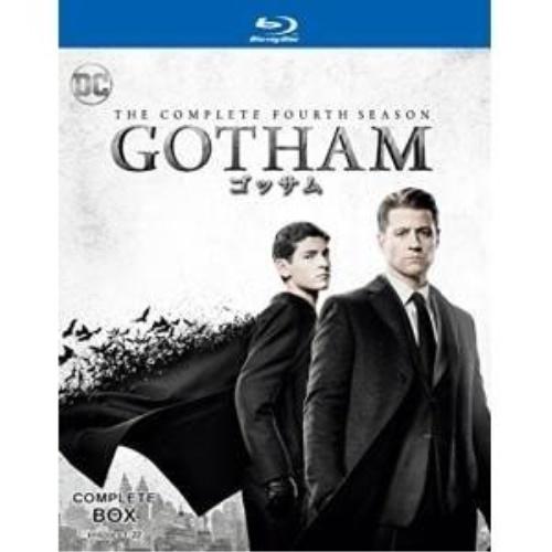 ★BD/GOTHAM/ゴッサム(フォース・シーズン) コンプリート・ボックス(Blu-ray)/海外TVドラマ/1000726920