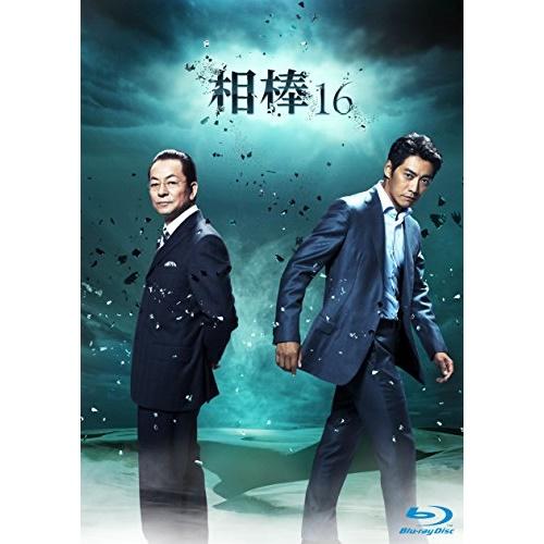 ★BD/相棒 season 16 ブルーレイ BOX(Blu-ray)/国内TVドラマ/1000728990