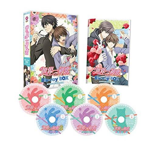 【取寄商品】 BD/世界一初恋 Blu-ray BOXコンパクトエディション(Blu-ray)/TVアニメ/KAXA-7870