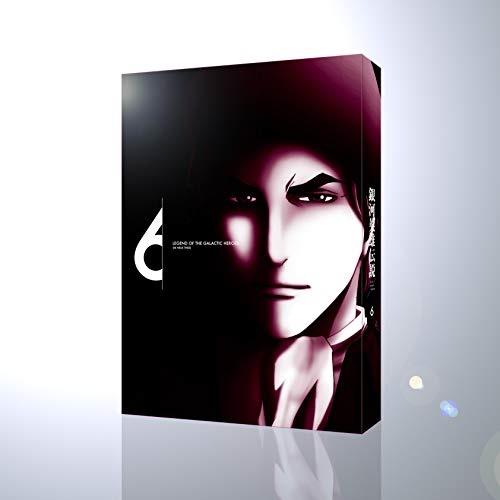 【取寄商品】 BD/銀河英雄伝説 Die Neue These 第6巻(Blu-ray) (本編Blu-ray+特典DVD) (完全数量限定生産版)/TVアニメ/SHBR-594