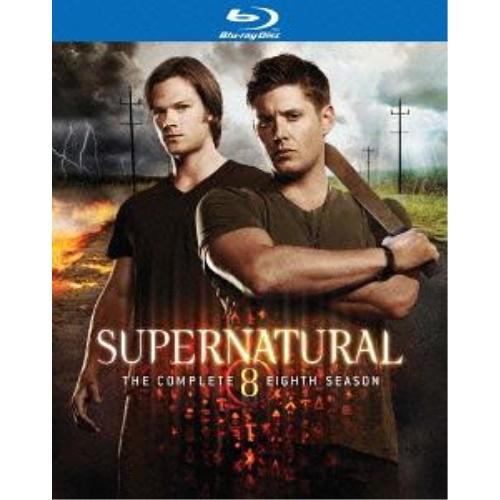 ★BD/SUPERNATURAL VIII スーパーナチュラル(エイト・シーズン) コンプリート・ボックス(Blu-ray)/海外TVドラマ/1000412671