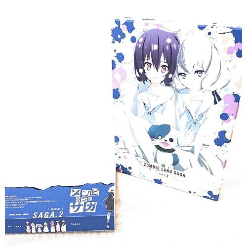 BD/ゾンビランドサガ SAGA.2(Blu-ray) (Blu-ray+CD)/TVアニメ/EYXA-12124