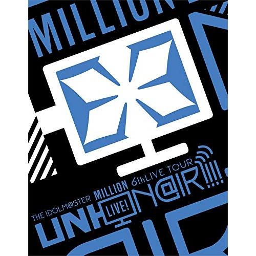 BD/THE IDOLM@STER MILLION LIVE! 6thLIVE TOUR UNI-ON@IR!!!! LIVE Blu-ray Fairy STATION @FUKUOKA(Blu-ray)/アイドルマスターミリオンライブ!/LABX-8413 [3/18発売]