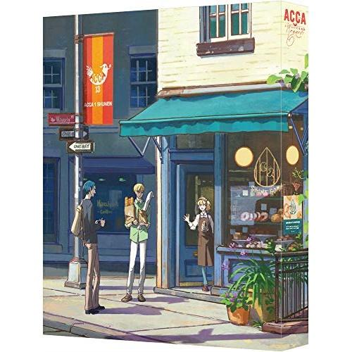 【取寄商品】 BD/ACCA13区監察課 Regards(Blu-ray) (特装限定版)/OVA/BCXA-1520