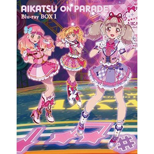 BD/アイカツオンパレード! Blu-ray BOX 1(Blu-ray)/キッズ/BIXA-9081 [4/2発売]
