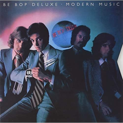 取寄商品 CD モダーン ミュージック:デラックス 新登場 ボックス 推奨 セット セット盤 デラックス バップ 4CD+DVD CDSOL-70710 ビー