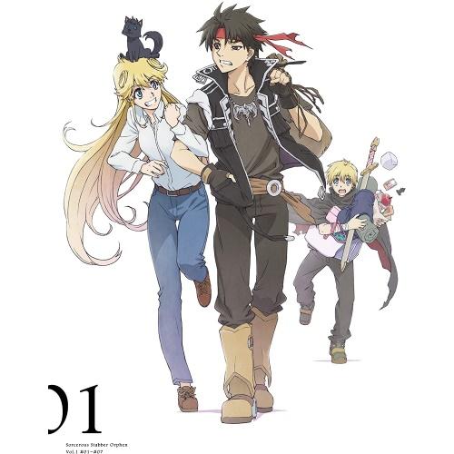 【取寄商品】 BD/魔術士オーフェン はぐれ旅 Blu-ray BOX 1(Blu-ray)/TVアニメ/HPXR-593 [4/2発売]